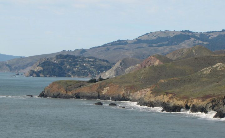 Marin headlands. Always gorgeous.