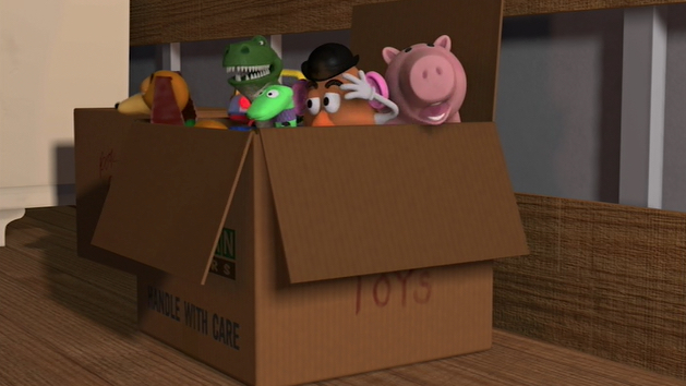 Photo courtesy of Toy Story 2